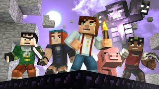 Minecraft Mod: MINECRAFT STORY MODE! (Mod)