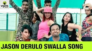 Jason Derulo SWALLA   Zumba Dance on Swalla Song   Zumba Fitness Video   By Vijaya Tupurani