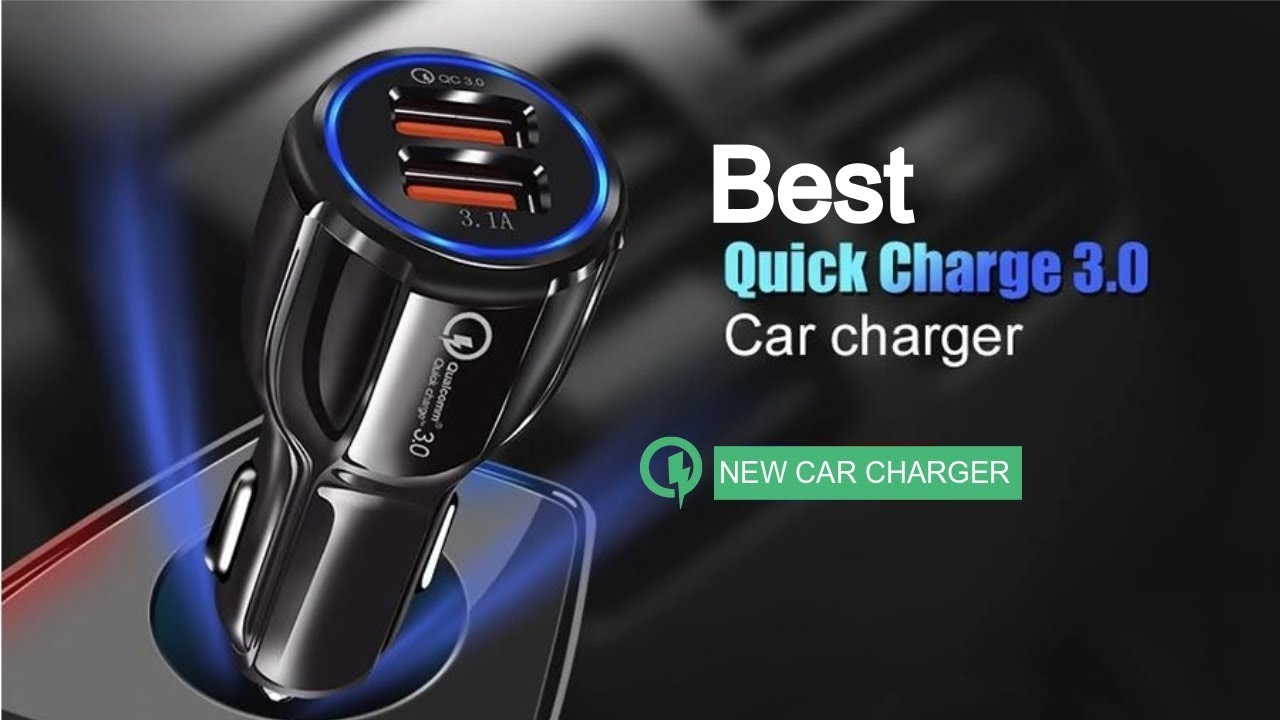 Use the car to charge the mobile