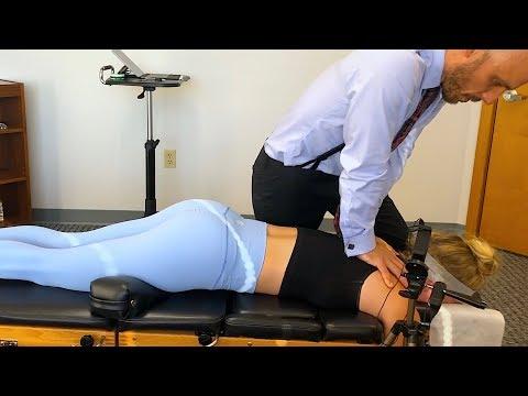 Relaxing Cracks   Chiropractic Adjustment Compilation