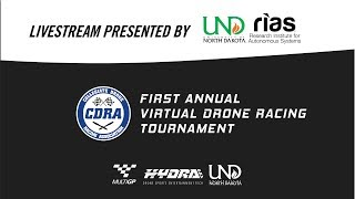 Virtual Collegiate Drone Racing Tournament (Team Competition)
