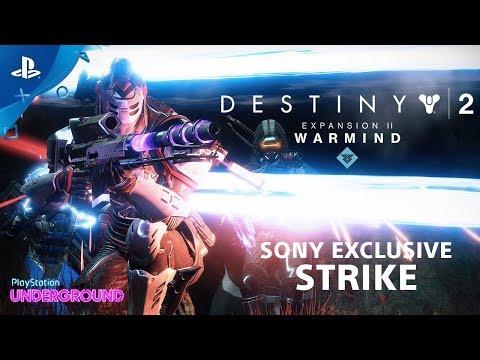 "Sony Exclusive Strike ""Insight Terminus"""