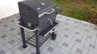 Tepro Holzkohlegrill Toronto Click Lidl : Tepro grillwagen toronto click Самые лучшие видео