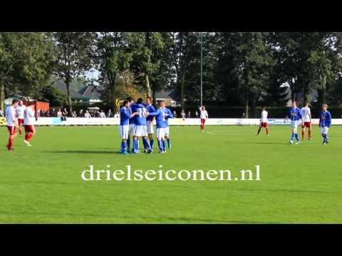 DSC 1 - RKJVV 1 (doelpunt Karim Kaaouass)