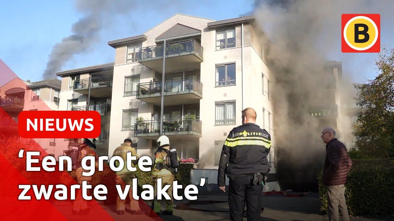 Grote brand in Oosterhout zet ouderen op straat | Omroep Brabant