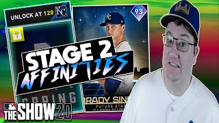 Prepping for Team Affinity Stage 2 | MLB The Show 20 Diamond Dynasty