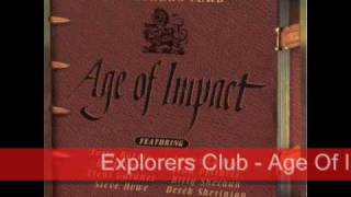 Explorers Club - Age Of Impact (1998)
