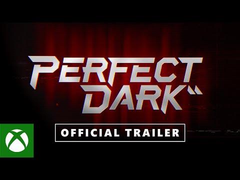 Teaser d'annonce de Perfect Dark
