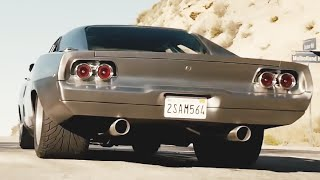 The 2000hp FURIOUS 7 Maximus Charger!