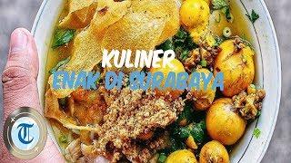 Rekomendasi 7 Kuliner Enak di Surabaya untuk Menu sarapan, Bubur Ayam Elizabeth Toppingnya Berlimpah