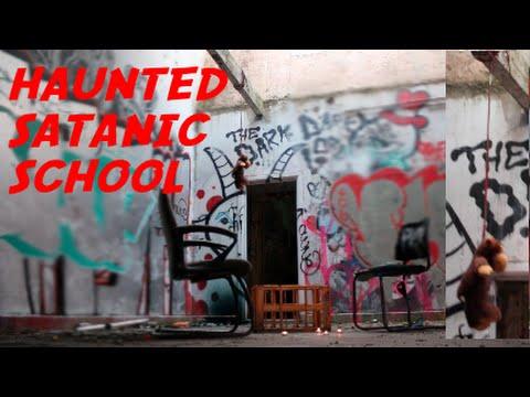 Haunted Primary School (GONE JOE WELLER)