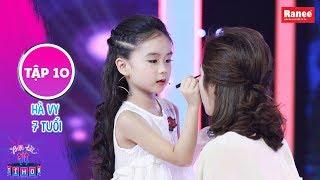 Biệt Tài Tí Hon 2 | Tập 10: Sam, Puka ngỡ ngàng với cô bé 7 tuổi trang điểm như chuyên gia
