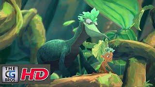 "CGI 3D Animated Short ""Marmiton"" - by ESMA"