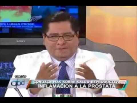 Sin vivo de próstata