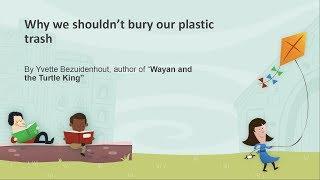 Why we shouldn't bury plastic