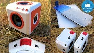 ✔ Качественные новинки от Allocacoc: Audio Cube Portable. Power USB. Power USB Portable!
