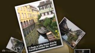 preview picture of video 'Little Venice - Colmar, Alsace, France'
