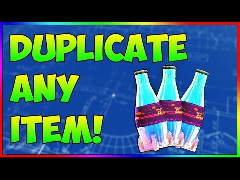 Fallout 4 - How to Duplicate Any Item Glitch! (In Depth Tutorial)