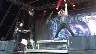 Dragonforce - Three Hammers - Rock Heart 2018