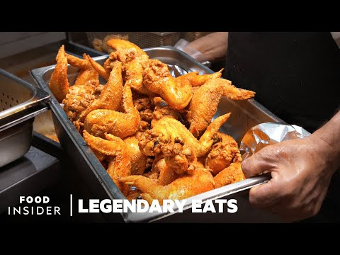 Amy Ruth's Mastered Chicken And Waffles In Harlem | Legendary Eats