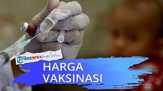 Vaksinasi Gotong Royong Siap Dilaksanakan, Airlangga Hartarto: Rp500 Ribu Sekali Suntik