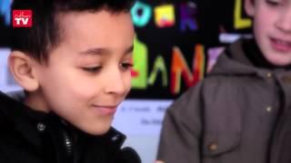 preview picture of video 'Création d'affiches sur le tri sélectif'