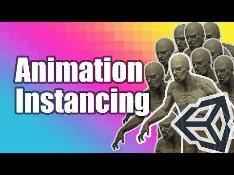 Geometry Instancing смотреть онлайн видео в отличном