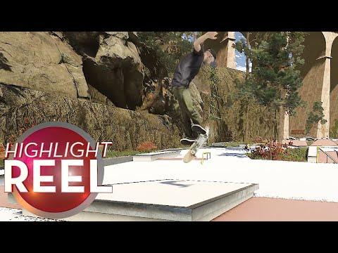 Skate Move Destroys Physics