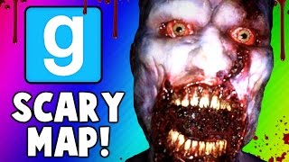 Gmod Scary Maps - Intense Jump Scare,