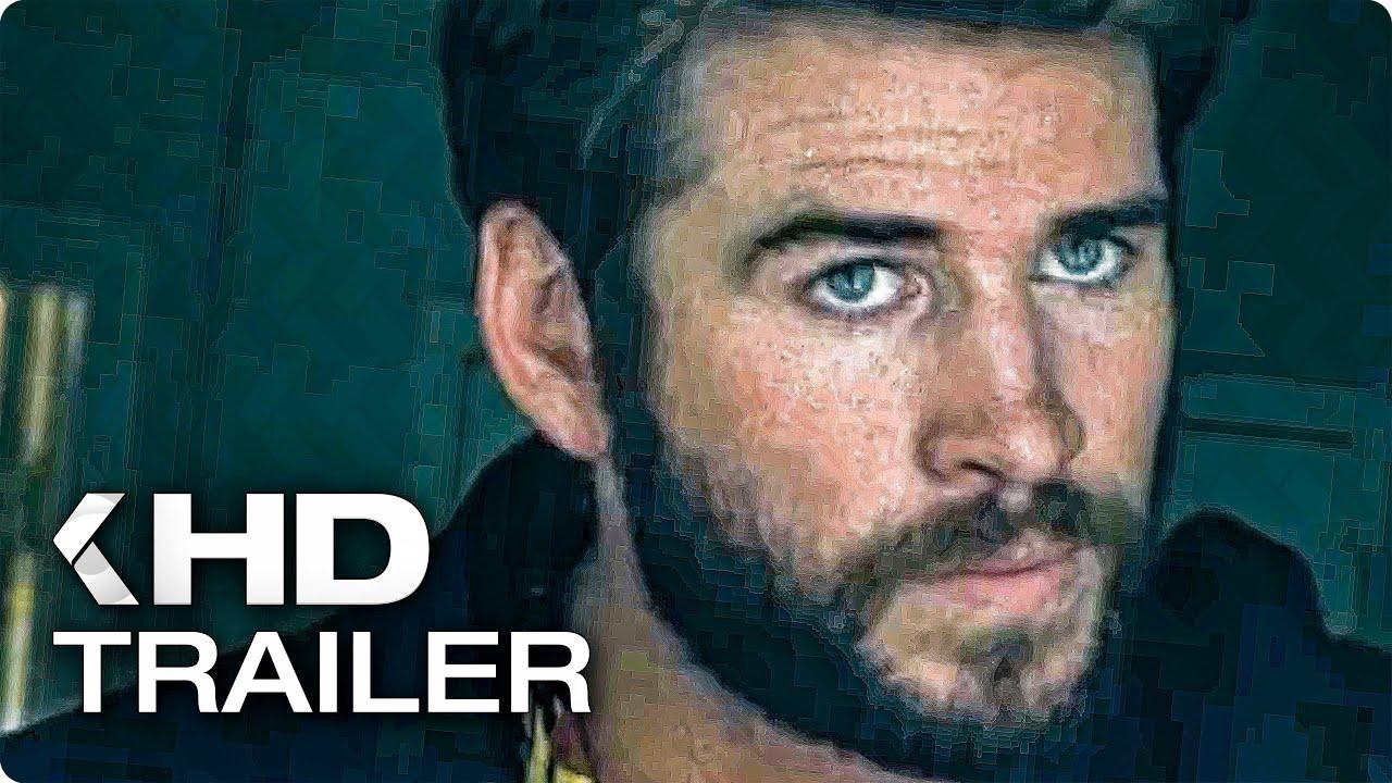 Killerman, 2019 - Liam Hemsworth waking up with no memory