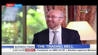One on One with EABL MD Andrew Cowan |Trading Bell