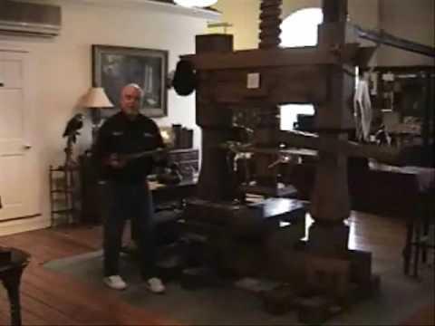 1455: Gutenberg Printing Press