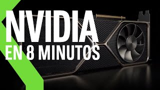 Nuevas NVIDIA GeForce RTX 3000: Todas las novedades del evento de NVIDIA en 8 minutos