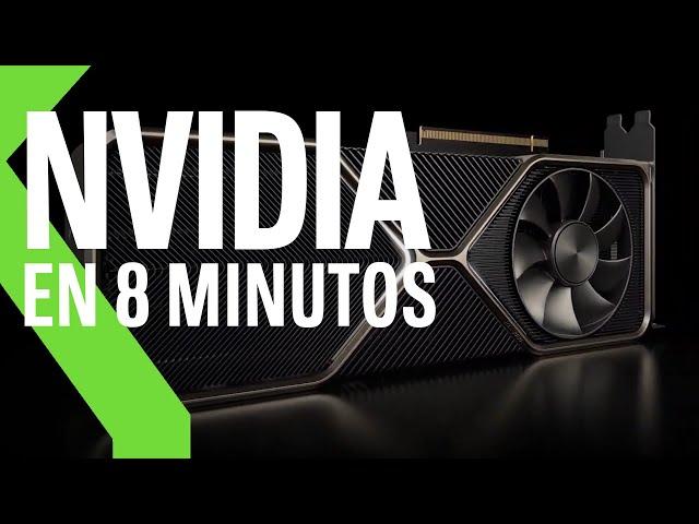 Nuevas NVIDIA GeForce RTX 3000: Todas las novedades del evento de NVIDIA en 8 minutos