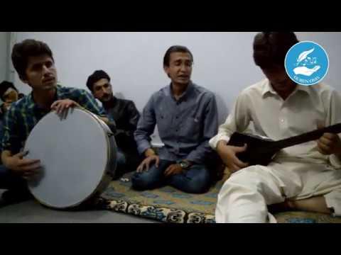 Halanz baa    Riaz Saqi    Yasin Arts Council   Brushaski   GB Music