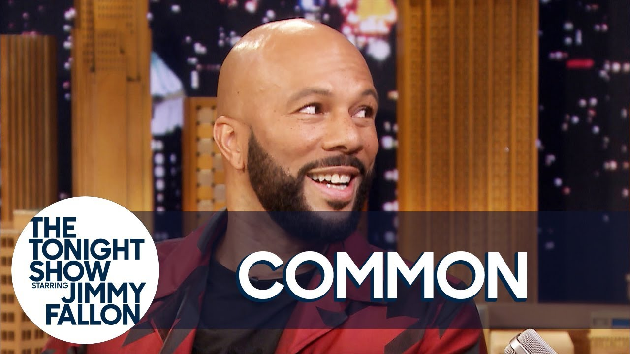 Common Was Overshadowed by LeBron James on the Smallfoot Red Carpet thumbnail