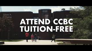 attend ccbc tuition free