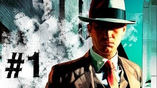 LA Noire Gameplay Walkthrough Part 1 - Upon Reflection