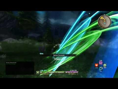 The most powerful Sword Skill: Nebula Onslaught :: Sword Art
