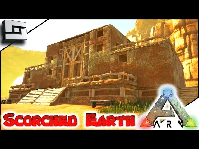 Some Stuff About Ark Survival Evolved Scorched Earth Map