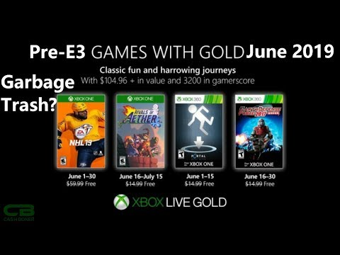 Free Games With Gold June 2020.Games With Gold June 2019 Nhl 19 In Rivals Of Aether