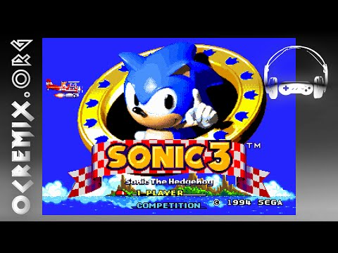 OC ReMix #2065: Sonic The Hedgehog 3 'Ice Cold Retro' [Ice Cap Zone: Act 1] By Joshua Morse Mp3