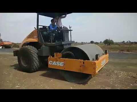 1107 EX Vibratory Soil Compactor