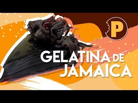 Vídeo Gelatina de Jamaica