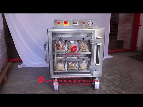 Lentils Vacuum Packing Machine