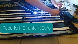 Grundig Smart TV led backlight Reparatur