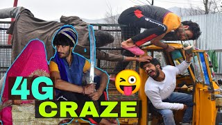 4G Craze And Kashmiri Lovers After Phone Ban   Internet Ban Funny Video By Kashmiri Rounders