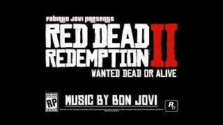 "Bon Jovi - "" Wanted Dead Or Alive "" (Game Music Video)"