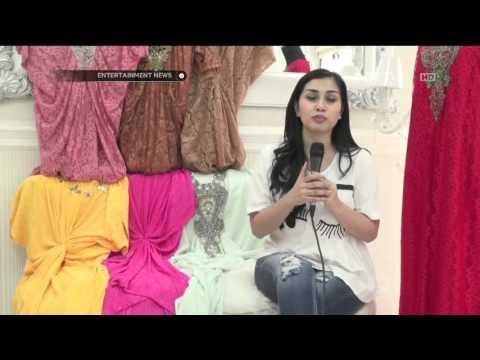 Video Nisya Saadia Menggeluti Bisnis Kaftan