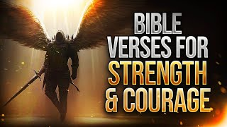 LISTEN TO THIS EVERYDAY – Bible Verses To Give You Strength In The Lord